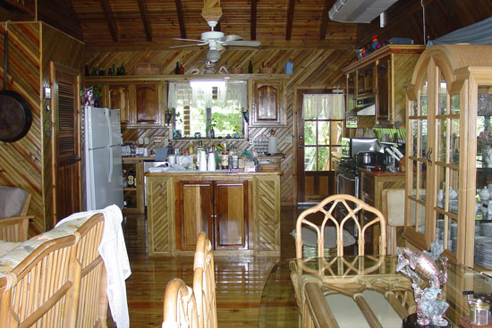 2nd Level - Kitchen-Dining Area