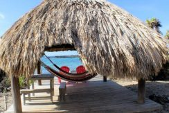 Bungalow at Paradise Cove - palapa