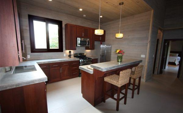 Cottage at Coral Beach Village - Kitchen area