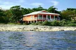 South Shore Reef House - Viewed from Caribbean Sea