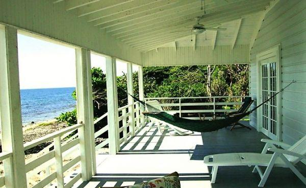 South Shore Reef House - Front Deck