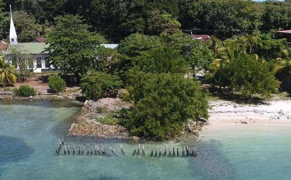 0.144 Acre Waterfront Lot in Utila Town