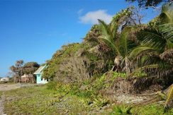 0.42 acres at Little Bight - view to west