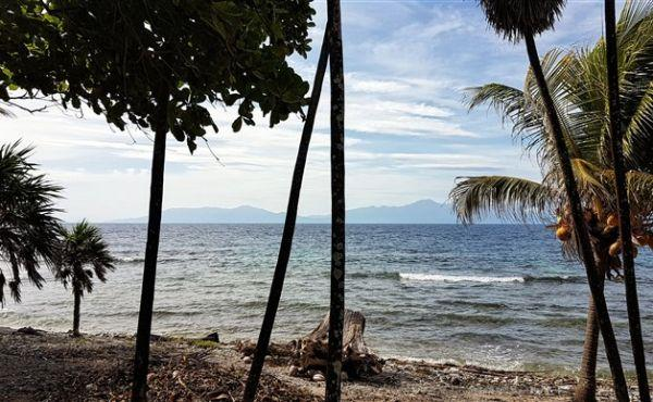 0.45 Acre at Little Bight - view to sea