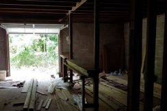 Unfinished House at Swanix Ridge - Interior