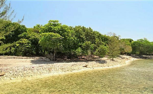 0.26 Acres at Mariners Landing Lot A1 - Viewed from Sea
