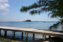 0.26 Acres at Mariners Landing Lot A1 - View to Utila Cays