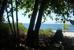 0.33 Acre at Big Rock - View to Sea from Lot Interior