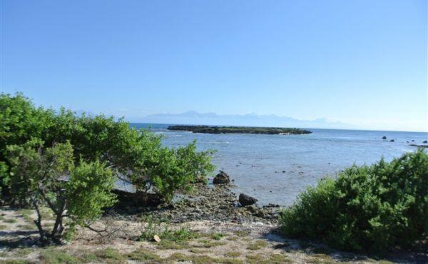 0.351 Acre Beachfront at Trade Wind - View to ocean