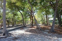 0.36 Acre at Mariners Landing Lot B1 - View to rear of Lot