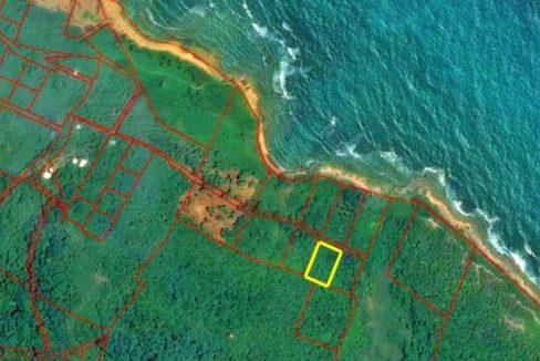 0.34 Acre Oceanview Lot at Pumpkin Hill - Location