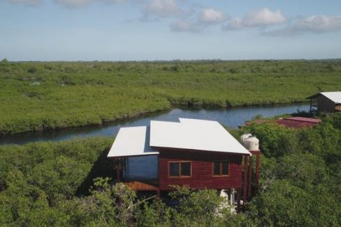 The Lagoon House at Little Bight