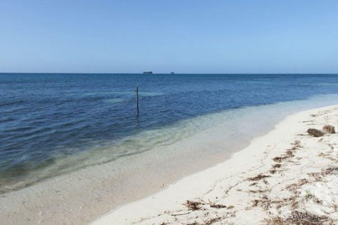 Pine Point Lot A-15 - View to NorthWest - SouthWest & Sandy Cays visible