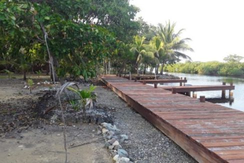 Lot #6 at Coconut Cove with Boat Slip (4)