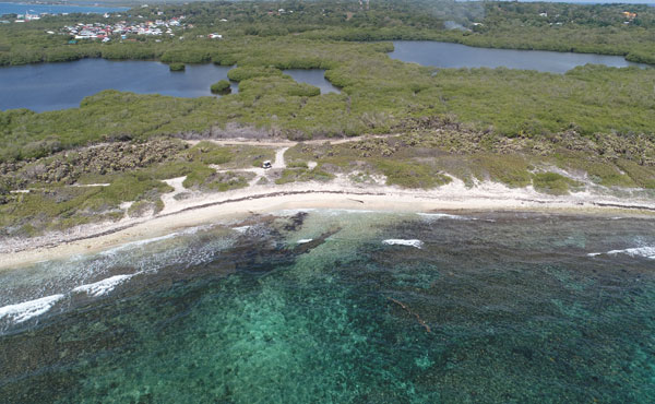 Lot #4 at Big Bight - Aerial #1